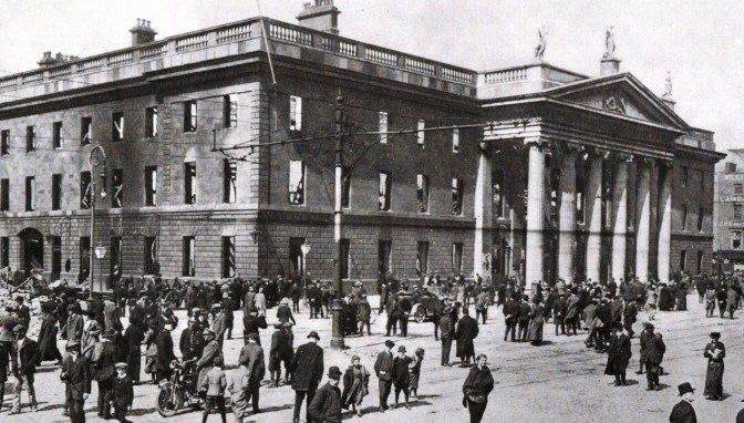 Easter Rising and the GPO